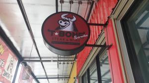 For LongleaseRetailPattaya, Bangsaen, Chonburi : Restaurant for sale, good location opposite Robinson Sriracha