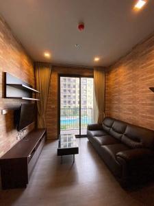 For RentCondoWongwianyai, Charoennakor : For rent, NYE by sansiri, Building A, 9th floor, Swimming pool view.