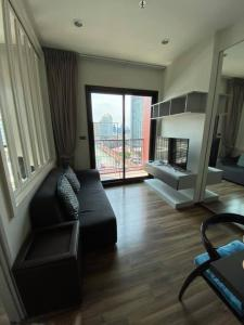 For SaleCondoOnnut, Udomsuk : M3475-Sale with tenant Condo Wyne Sukhumvit by Sansiri near BTS Phra Khanong. Fully furnished, ready to move in