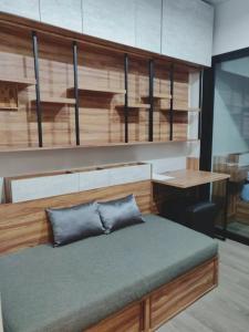 For RentCondoThaphra, Wutthakat : Condo for rent: Aspire Sathorn-Taksin Copper Zone * near BTS Wutthakat
