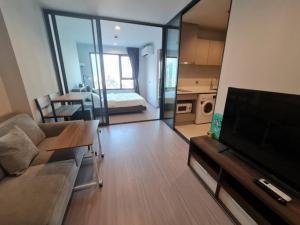 For RentCondoLadprao, Central Ladprao : เช่า 1นอน 35 ตรม วิวดี ห้องใหม่ ชั้นสูง 18500