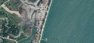 For SaleLandHua Hin, Prachuap Khiri Khan, Pran Buri : Land for sale in Prachuap beach.