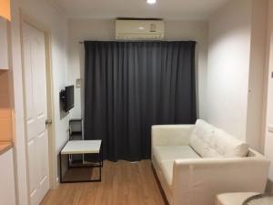 For RentCondoRattanathibet, Sanambinna : Condo for rent Lumpini Ville Phibulsongkram-Riverview