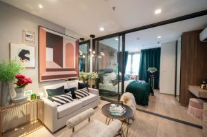 For SaleCondoLadprao, Central Ladprao : Hot deal! The Line Phaholyothin Park,1 br., 32.5 sq.m., only 3.29 MB., High floor, nice view