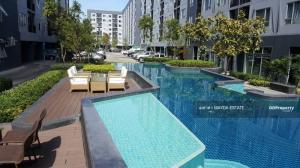 For RentCondoRama 2, Bang Khun Thian : For rent, Plum Rama 2, high floor, cheap price only 5000 baht, near Central Rama 2, Chao Mae Ngu Shrine, Rama 2 expressway. Bangpakok Hospital 9 The Bright SB Furniture Appointment TEL: 0961944999 LINE: asa_v
