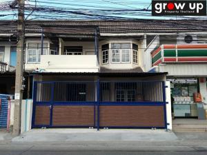 For RentTownhouseRatchadapisek, Huaikwang, Suttisan : GPR10847: 2-storey townhouse near MRT Sutthisan For Rent 20,000 bath💥 Hot Price !!!