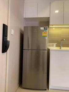 For RentCondoRatchadapisek, Huaikwang, Suttisan : For rent Maestro 03 Ratchada-Rama 9, Building B, 7th floor, 33 sq m, ฿ 19,000 sq m (free public fee)