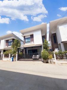 For SaleHouseKorat KhaoYai Pak Chong : # 2-storey detached house for sale | Dee Living Village | Ready to move in | Free furniture | Hua Talay Korat