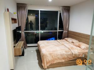 For RentCondoSathorn, Narathiwat : For rent Rhythm Sathorn - 2 Bed 2 Bathroom, size 66 sq.m., Beautiful room, fully furnished.