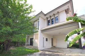 For SaleHouseNawamin, Ramindra : House for sale, single house, Habitia Watcharapol (HABITIA WATCHARAPOL) 3 bedrooms, 3 bathrooms