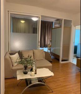 For RentCondoRama9, RCA, Petchaburi : Condo for rent I-Biza RCA Type 1 bedroom 1 bathroom Size 33 sq.m.