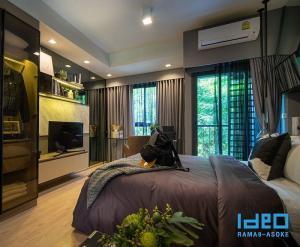 Sale DownCondoRama9, RCA, Petchaburi : Ideo Rama 9 - Asoke Free Down Payment Hot Unit !!! 3.29 MB !!!! Call 080-5648542