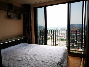 เช่าคอนโดบางซื่อ วงศ์สว่าง เตาปูน : [A407] 1 bed ถูกสุดในตึก 🔥🔥🔥 **ราคาพิเศษ 8,500 บาท ให้เช่าคอนโด เดอะ ทรี อินเตอร์เชนจ์ THE TREE INTERCHANGE ขนาด 36 ตร.ม. ชั้น 15 อาคาร A วิวแม่น้ำ และรัฐสภา ติดถนนใหญ่ ใกล้รถไฟฟ้า 2 สาย 350 เมตร MRT บางโพ