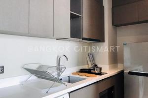 For RentCondoSukhumvit, Asoke, Thonglor : ⚡️Covid Deal Rhythm Ekkamai 35 Sq.m. 1 bedroom Fully Furnished only 25k / month