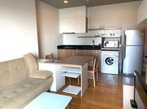 For RentCondoOnnut, Udomsuk : Condo for rent Blocs 77 Type 1 bedroom 1 bathroom Size 40 sq.m. Floor 15
