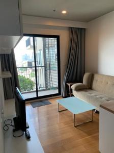 For SaleCondoOnnut, Udomsuk : Condo for rent : Blocs 77 Type : 1 bedroom 1 bathroom Size : 40 sq.m. Floor : 15
