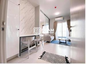 For RentCondoBang Sue, Wong Sawang : CO001_N ** Chapten One Shine Bangpo, next to MRT Bang Po, newly renovated, very beautiful room **
