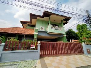 For SaleHouseChiang Mai : CHD100669 House for sale, 4 bedrooms, 3 bathrooms, area of 96 sq m, for sale at 7 million baht.