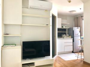 For RentCondoRama3 (Riverside),Satupadit : For rent, The Trust Ratchada-Rama 3, beautiful room, ready on the 28th floor, garden view, good wind, not hot, beautiful room, complete furniture and electrical appliances. Fully furnished, priced at only 8,000 baht