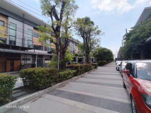 For RentTownhouseBangna, Lasalle, Bearing : ค่าเช่าถูกมากๆ For rent : Eco Space Bangna-Wongwaen🔥🔥🔥 20K per month !!!! 3 beds 3 baths (Reduced from 27,000B/month✌️✌️✌️ Don't miss it!