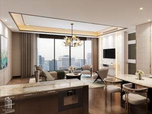 For SaleCondoWongwianyai, Charoennakor : Condo for SALE * The Residences At Mandarin Oriental Bangkok Penthouse Suites High Floor 40+ @ 383.85 MB