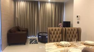 For RentCondoWongwianyai, Charoennakor : 🔥 Urgent for rent 🔥 The Bangkok Sathorn Taksin 1 bedroom 1 bathroom 55 sq.m.