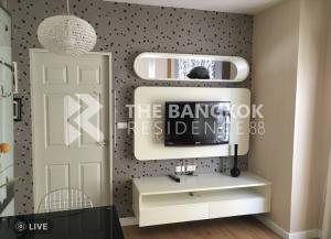 For SaleCondoLadprao 48, Chokchai 4, Ladprao 71 : Corner Room Hot Price! Condo for Sale Near MRT Ladprao - Life @ Ratchada Ladprao 36 @3.5 MB