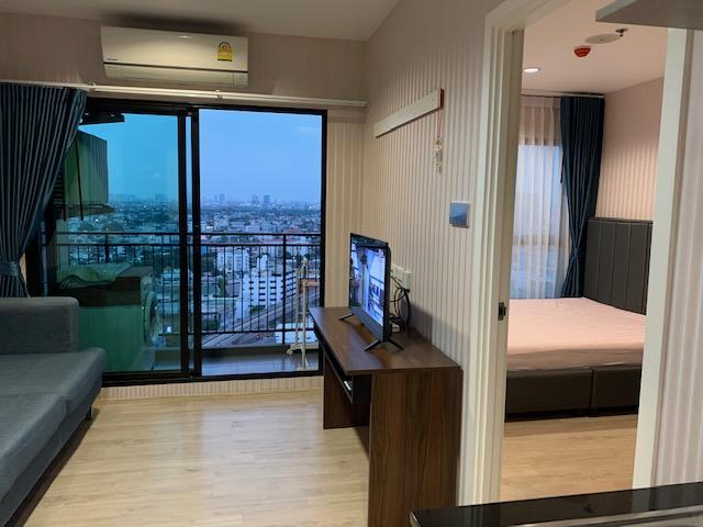 For SaleCondoPinklao, Charansanitwong : Condo for sale Thana Astoria 29 sqm, high floor, beautiful view, good price