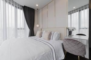 เช่าคอนโดอารีย์ อนุสาวรีย์ : ให้เช่า ไอดีโอ คิว วิคตอรี่ Ideo Q victory 2ห้องนอน สวยมาก 33,000 บาท BTS อนุสาวรีย์