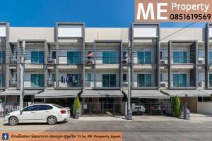 For SaleTownhouseOnnut, Udomsuk : townhome  3  Floors  Baan Klang Muang Sukhumvit 77 Pattanakarn – Onnut – Srinakarin – Sukhumvit - Thonglor