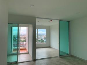 For SaleCondoRattanathibet, Sanambinna : (Sale) The Crystal Bliss Rattanathibet 30 sqm. Corner room, good view, 15th floor, price 1.39 million baht, new room, never lived.
