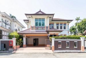 ขายบ้านแจ้งวัฒนะ เมืองทอง : บ้านเดี่ยว 2 ชั้น หมู่บ้านมณีรินทร์ เลค แอนด์ พาร์ค ถนน345 ใกล้ MRT ห้าแยกปากเกร็ด 87 ตร.วา เฟอร์บิ้วด์อินครบ
