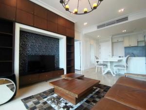 For RentCondoSukhumvit, Asoke, Thonglor : Condo for rent Aguston Type 1 bedroom 1 bathroom Size 53 sq.m. Floor 19