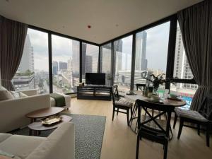 For RentCondoRama9, RCA, Petchaburi : For rent .. Ashton Ratchada - Rama 9.