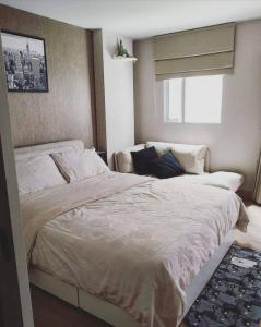 ขายคอนโดอ่อนนุช อุดมสุข : ✅ ขาย The Escape Condominium Sukhumvit 101/1 ขนาด 30.90 ตร.ม. พร้อมเฟอร์และเครื่องใช้ไฟฟ้า ✅