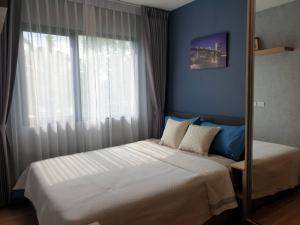 For RentCondoLadprao 48, Chokchai 4, Ladprao 71 : ✅ For rent, Chewathai Hallmark Ladprao - Chokchai 4, size 26 sq.m., complete with furniture and appliances ✅