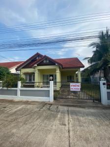 For SaleHouseKorat KhaoYai Pak Chong : House for sale Nakhon Ratchasima cheap price 72 square meters