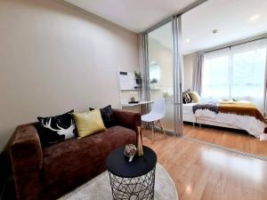 For SaleCondoBangna, Lasalle, Bearing : LL-LS570 Condo for sale Lumpini Ville Sukhumvit 109, beautiful room, beautiful view, ready to move in, cheaper than rent