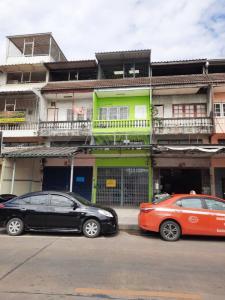 For SaleShophouseRama 2, Bang Khun Thian : 3-storey commercial building + roof floor