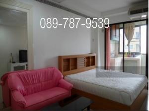 For RentCondoRatchadapisek, Huaikwang, Suttisan : Condo for rent , Srivara Mansion2 near MRT Cultural Center station , Floor 7