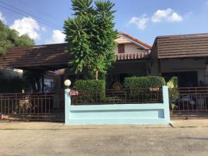 For SaleHouseKorat KhaoYai Pak Chong : House for sale, Nakhon Ratchasima, cheap, living happiness village, T.Men Wai, 55 Tarawa