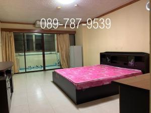 For RentCondoRatchadapisek, Huaikwang, Suttisan : Condo for rent , Srivara Mansion 1  near MRT Cultural Center station , Floor 12