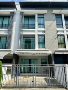 For SaleTownhouseRatchadapisek, Huaikwang, Suttisan : Townhouse for sale, new renovate, townhome, home town Rama 9-Ramkhamhaeng 149 sq m. 19 sq.wa