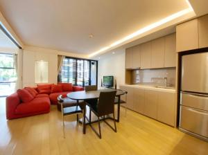 For RentCondoSukhumvit, Asoke, Thonglor : SPECIAL OFFER!! For RENT at 35,000 bht ( from 50,000 bht.) Low-rise condominium of extraordinary quality on Sukhumvit 61, Room Pool view with Fully furnished, Ready to move in.