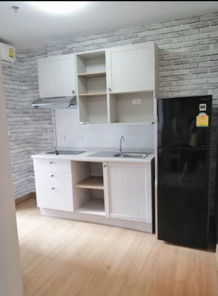 For RentCondoRathburana, Suksawat : Condo for rent Chapter One Modern Dutch Ratburana 33 Price 7,000 Baht Size 29 Sqm.Bedroom 1 Floor 17 Building B