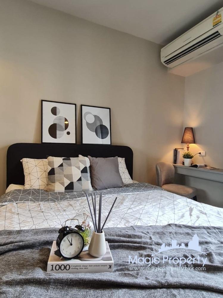 For RentCondoSapankwai,Jatujak : Studio room for rent in The Editor Saphan Khwai, Samsen Nai Subdistrict, Phaya Thai District, Bangkok