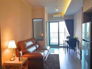 For RentCondoOnnut, Udomsuk : Condo for rent IDEO Sukhumvit 93 Type 1 bedroom 1 bathroom with bathtub Size 35 sq.m. Floor 14