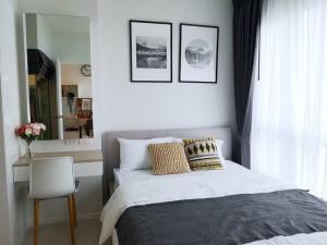 For RentCondoBang kae, Phetkasem : For rent, The prodigy Bang Khae, beautiful room, ready, near Mrt Bang Khae / Seacon Bang Khae, very beautiful room, big room size 33.5 sqm.