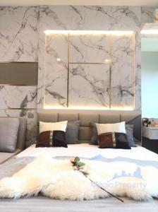 For SaleCondoOnnut, Udomsuk : 1 bedroom condominium for sale at Life Sukhumvit 62, Bang Chak, Phrakhanong, Bangkok.