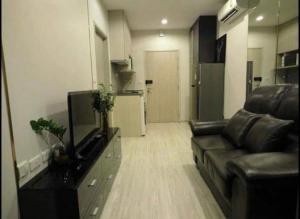 เช่าคอนโดบางนา แบริ่ง : คอนโดให้เช่า Ideo Mobi Sukhumvit Eastgate ประเภท 1 ห้องนอน 1 ห้องน้ำ ขนาด 30 ตร.ม. ชั้น 22